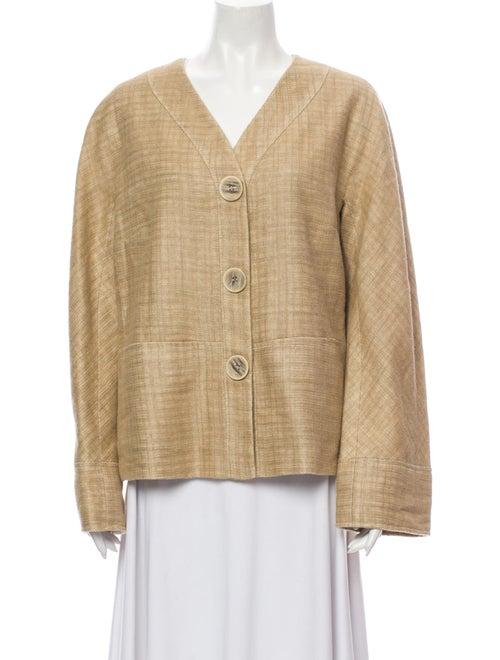 Lafayette 148 Linen Jacket