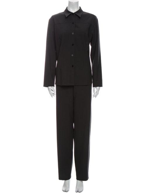 Lafayette 148 Pant Set Grey