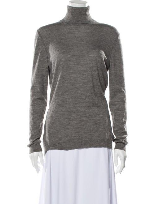 Lafayette 148 Wool Turtleneck Sweater Wool