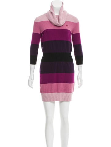 Love Moschino Striped Sweater Dress w/ Tags None