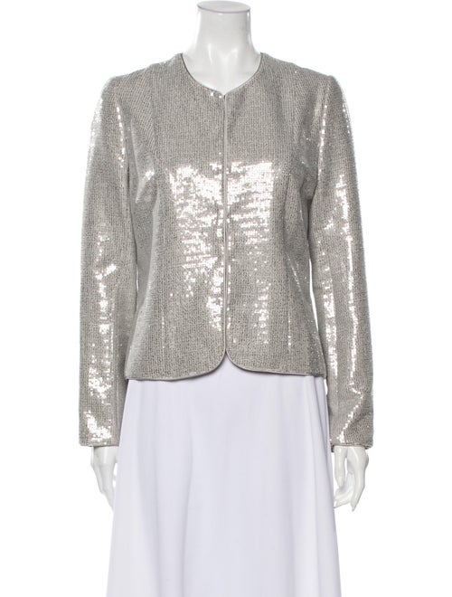 Leggiadro Evening Jacket Silver