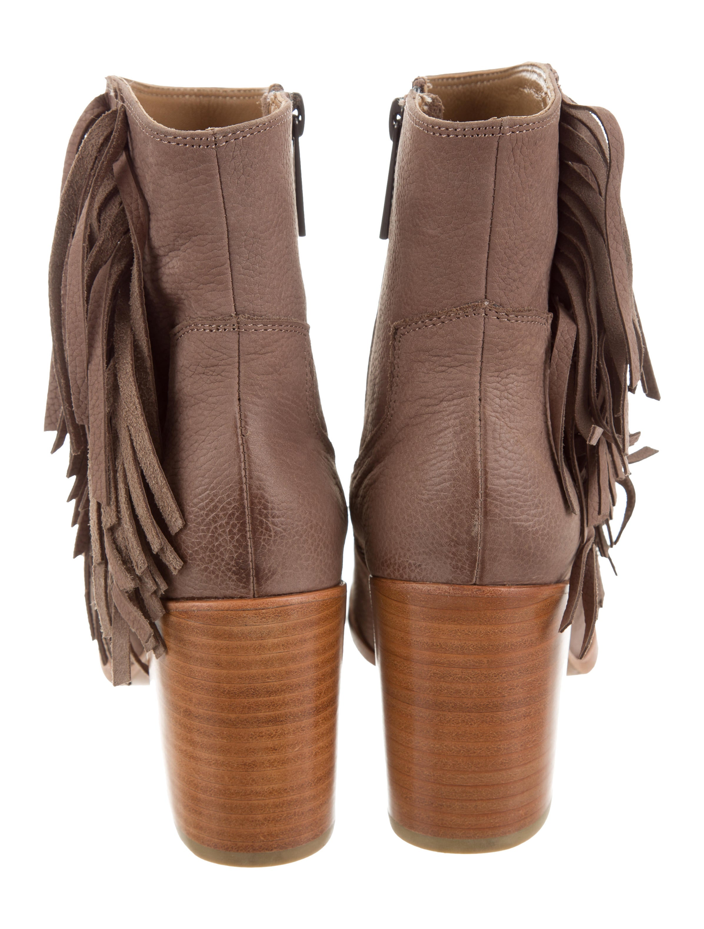 Liebeskind Nubuck Fringe Boots w/ Tags cheap sale top quality sale very cheap idOSp34kXw
