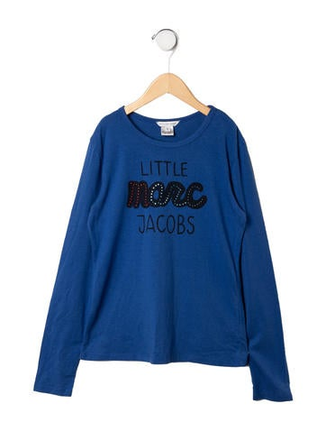 Little Marc Jacobs Girls' Tops None