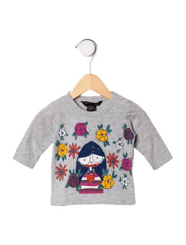 Little Marc Jacobs Girls' Top w/ Tags None