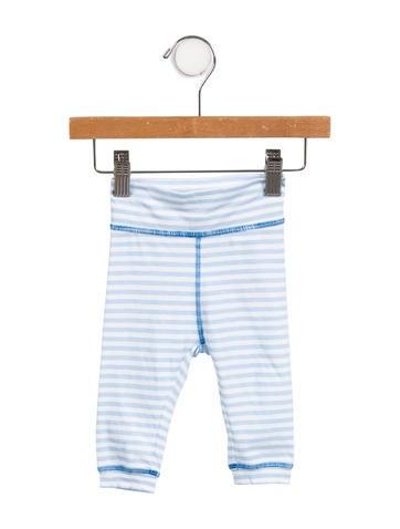 Little Marc Jacobs Boys' Striped Knit Pants None