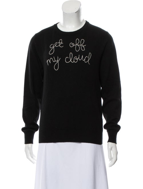 Cashmere Crew Neck Sweater by Lingua Franca