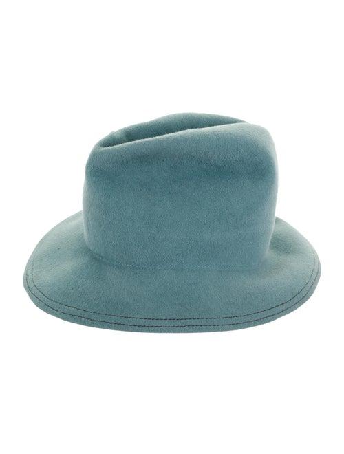 Lola Hats Wool Fedora Hat wool