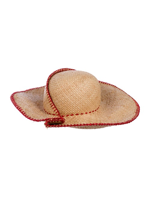 Lola Hats Straw Sun Hat Tan