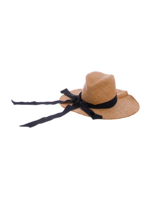 Lola Hats Raffia Wide Brim Sunhat Tan