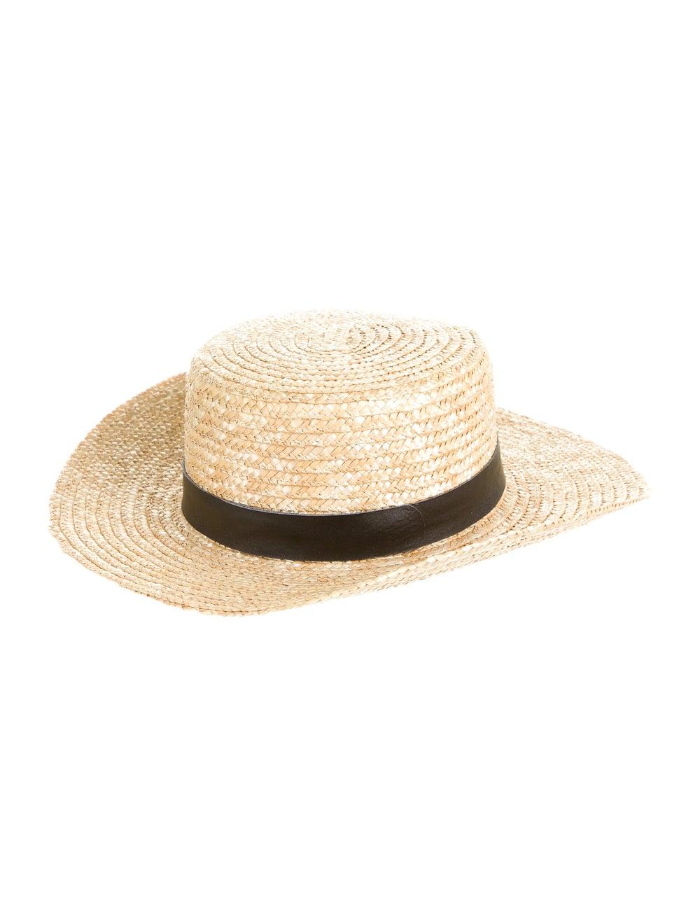 Lack of Color Wide Brim Straw Hat - image 2
