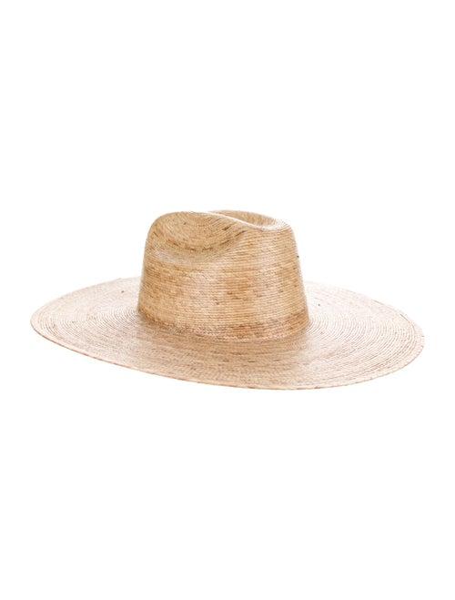 Lack of Color Wide Brim Hat Tan
