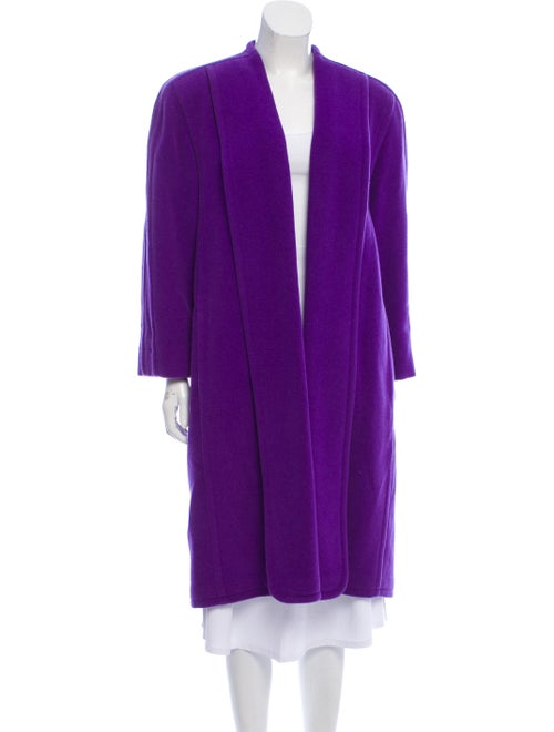Louis Feraud Peacoat Purple