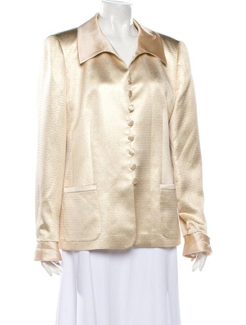 Louis Feraud Jacket Gold