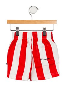 Beau Loves Boys' Striped Jogger Shorts w/ Tags