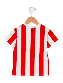 Beau Loves Boys' Striped Graphic T-Shirt w/ Tags