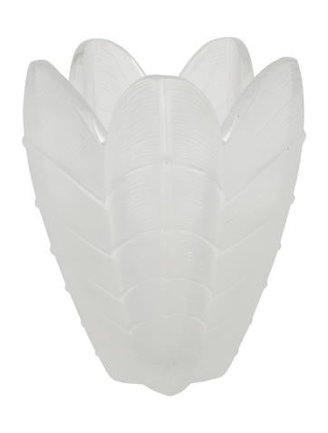 Lalique Papillon Vase None