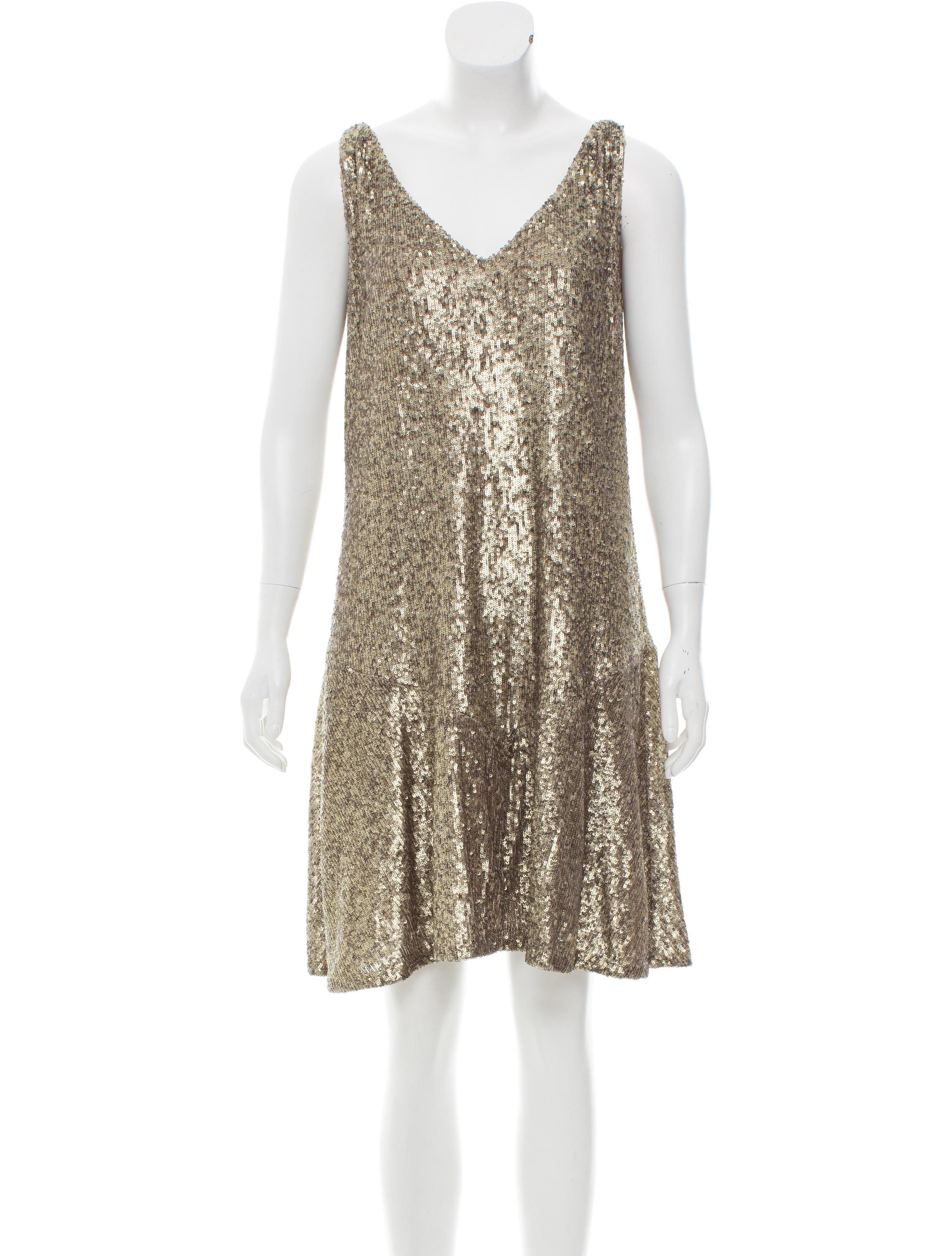 Lauren Ralph Lauren Sequin Mini Dress w/ Tags - Clothing ...