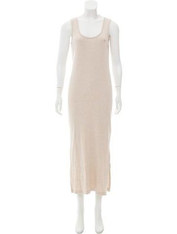 Lauren Ralph Lauren Sleeveless Rib Knit Dress None