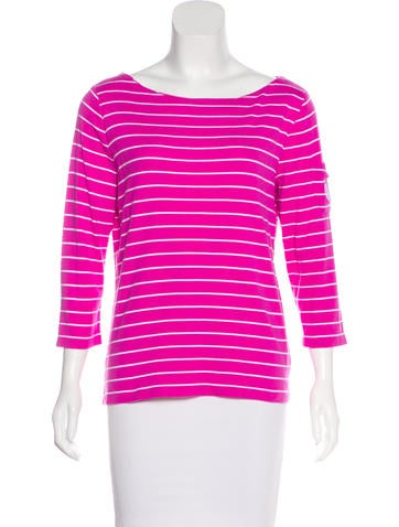 Lauren Ralph Lauren Striped Long Sleeve Top None