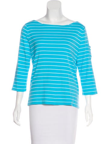 Lauren Ralph Lauren Striped Long Sleeve Top None