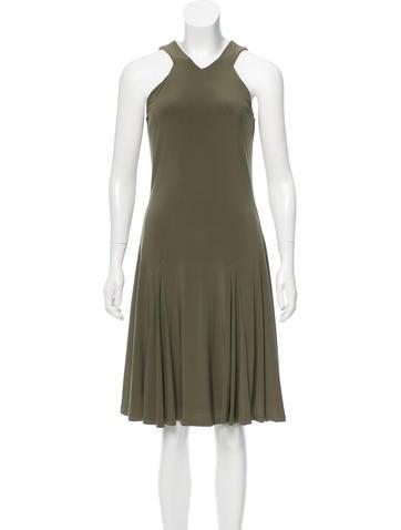 Lauren Ralph Lauren Sleeveless Knee-Length Dress w/ Tags None