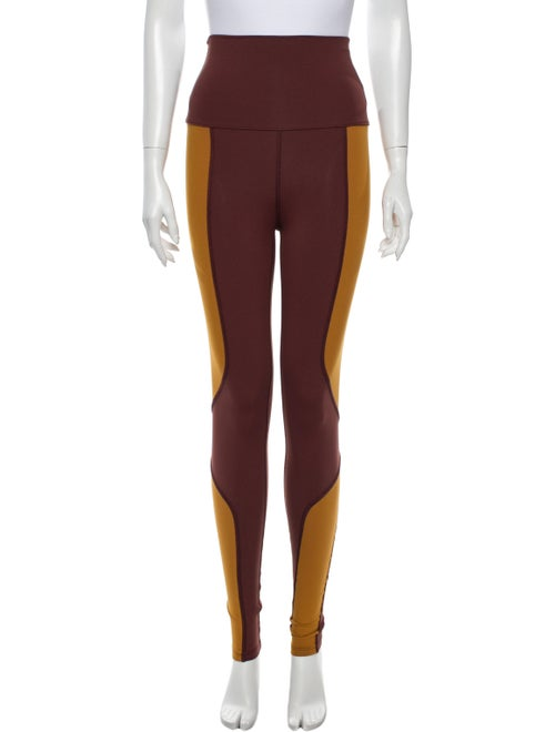 Live The Process Skinny Leg Pants Brown