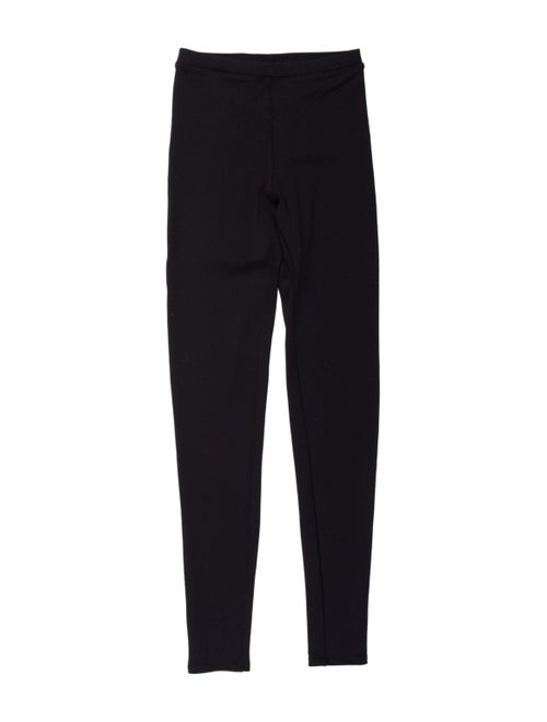 Live The Process Skinny Leg Pants Black