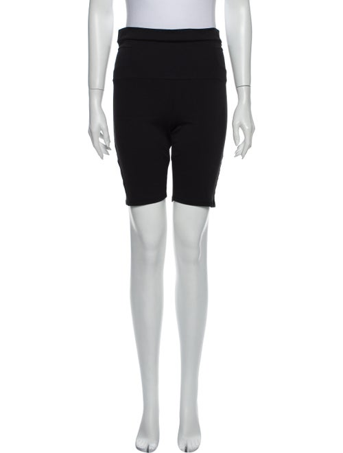 Live The Process Knee-Length Shorts Black