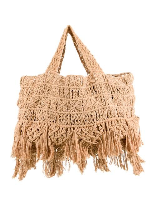 Love Binetti Crochet Tote