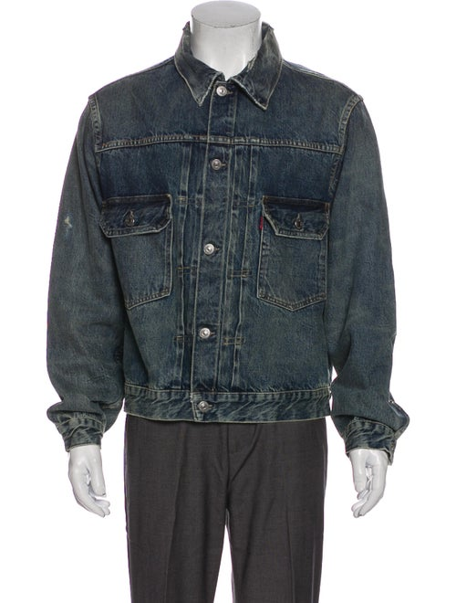 Levi's Vintage Clothing Denim Jacket Denim