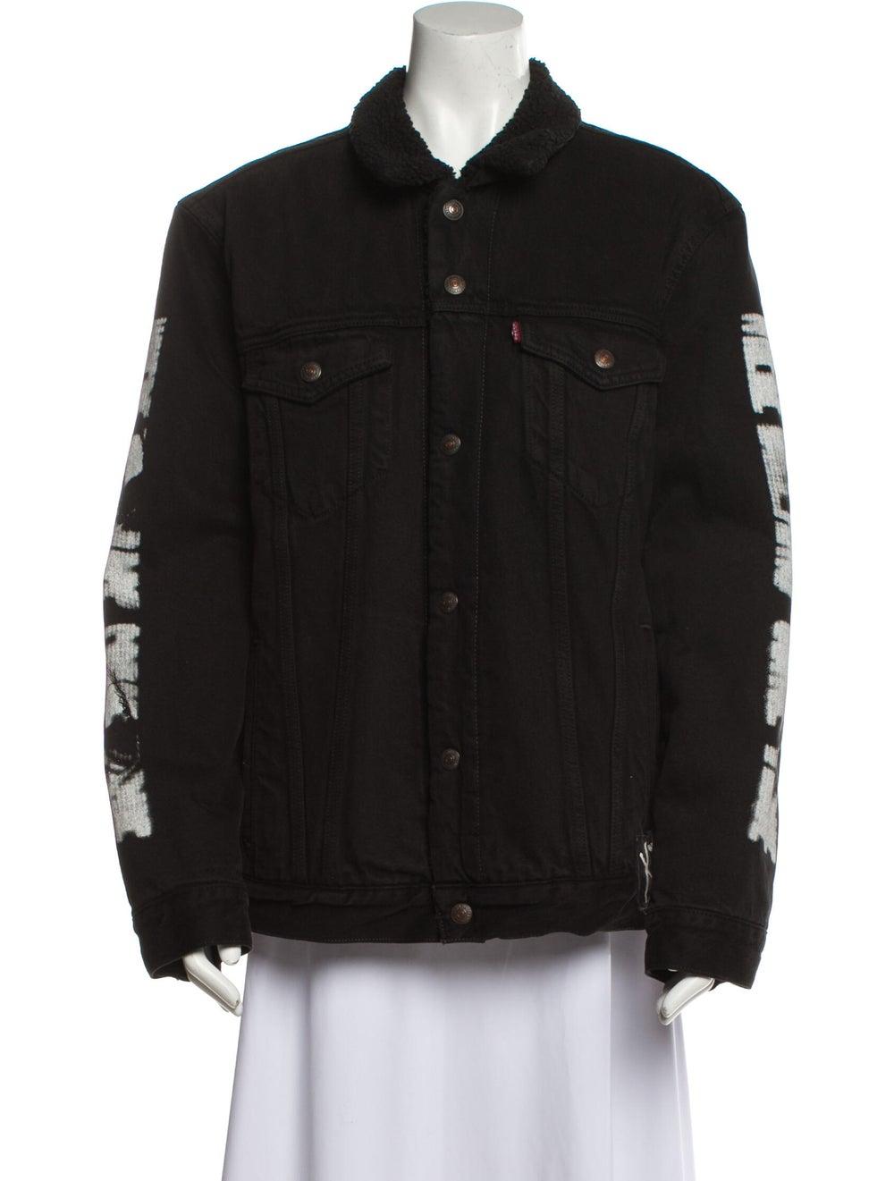 Levi's Vintage Clothing Denim Jacket Denim - image 1