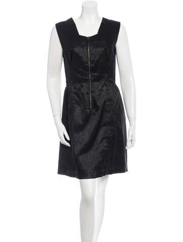 Mayle Sleeveless Knit Dress None