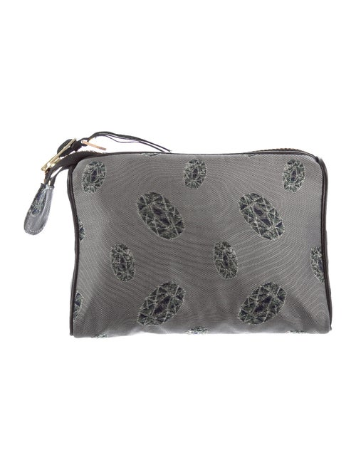 Mayle Canvas Pouch Grey