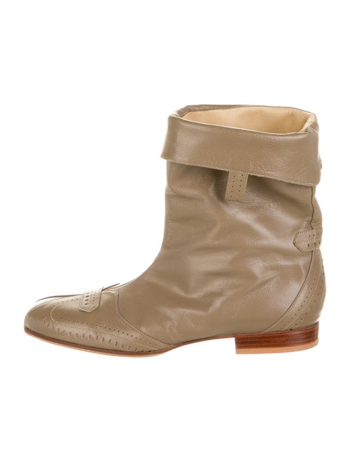 Mayle Leather Boots