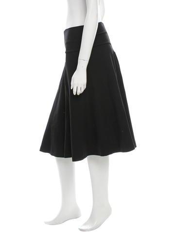 m missoni knee length circle skirt clothing wm429726