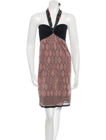 M Missoni Knit Dress None