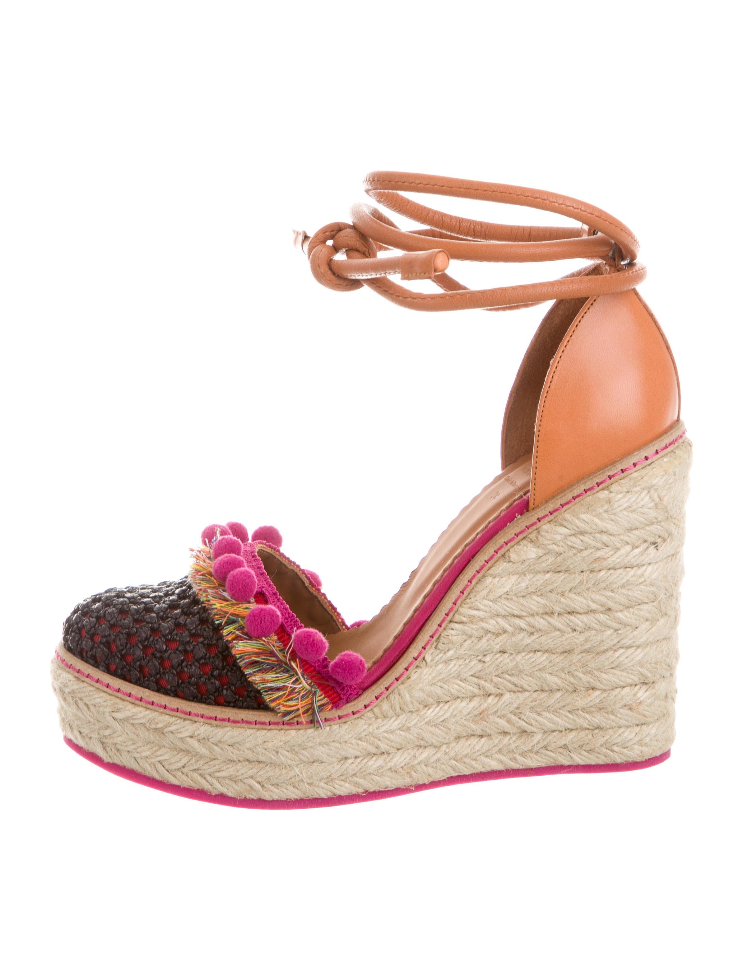Missoni Platform Wedge Sandals w/ Tags buy cheap shop offer 8fyxd