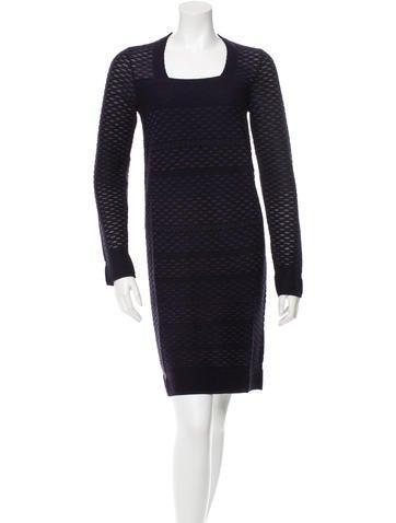M Missoni Patterned Mini Dress w/ Tags None