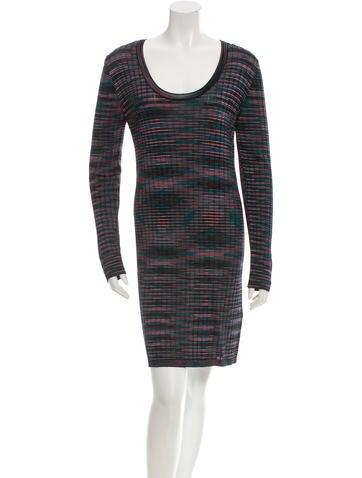 M Missoni Knit Mini Dress w/ Tags None