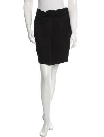M Missoni Belted Mini Skirt