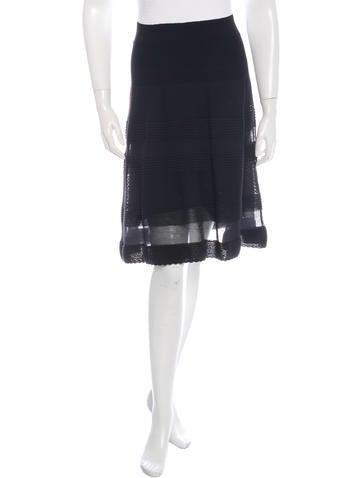 M Missoni Colorblock Knit Dress None