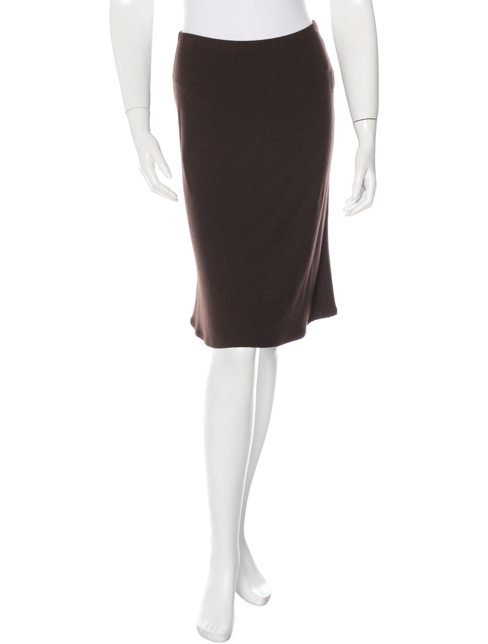 m missoni knee length a line skirt clothing wm434296
