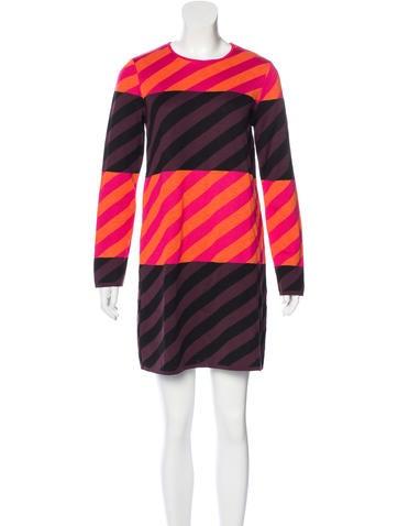 M Missoni Striped Mini Dress w/ Tags None