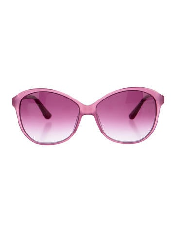 M Missoni Oversize Tinted Sunglasses