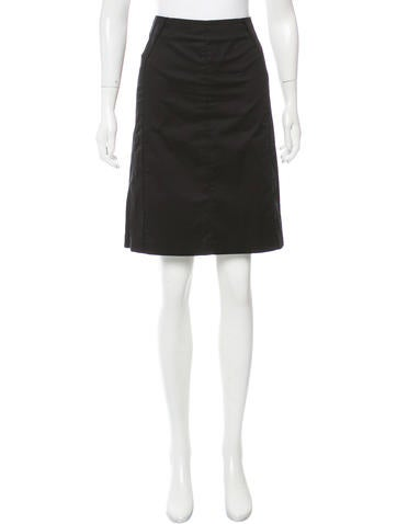 M Missoni Knee-Length Pencil Skirt None