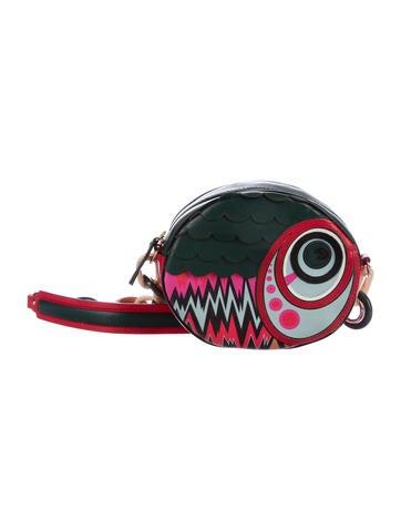 M Missoni Fish Crossbody Bag - Handbags