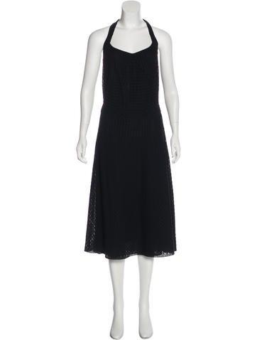 M Missoni Textured Midi Dress None