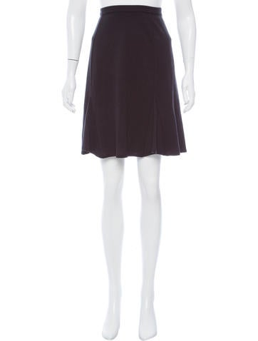 M Missoni Knee-Length A-Line Skirt None