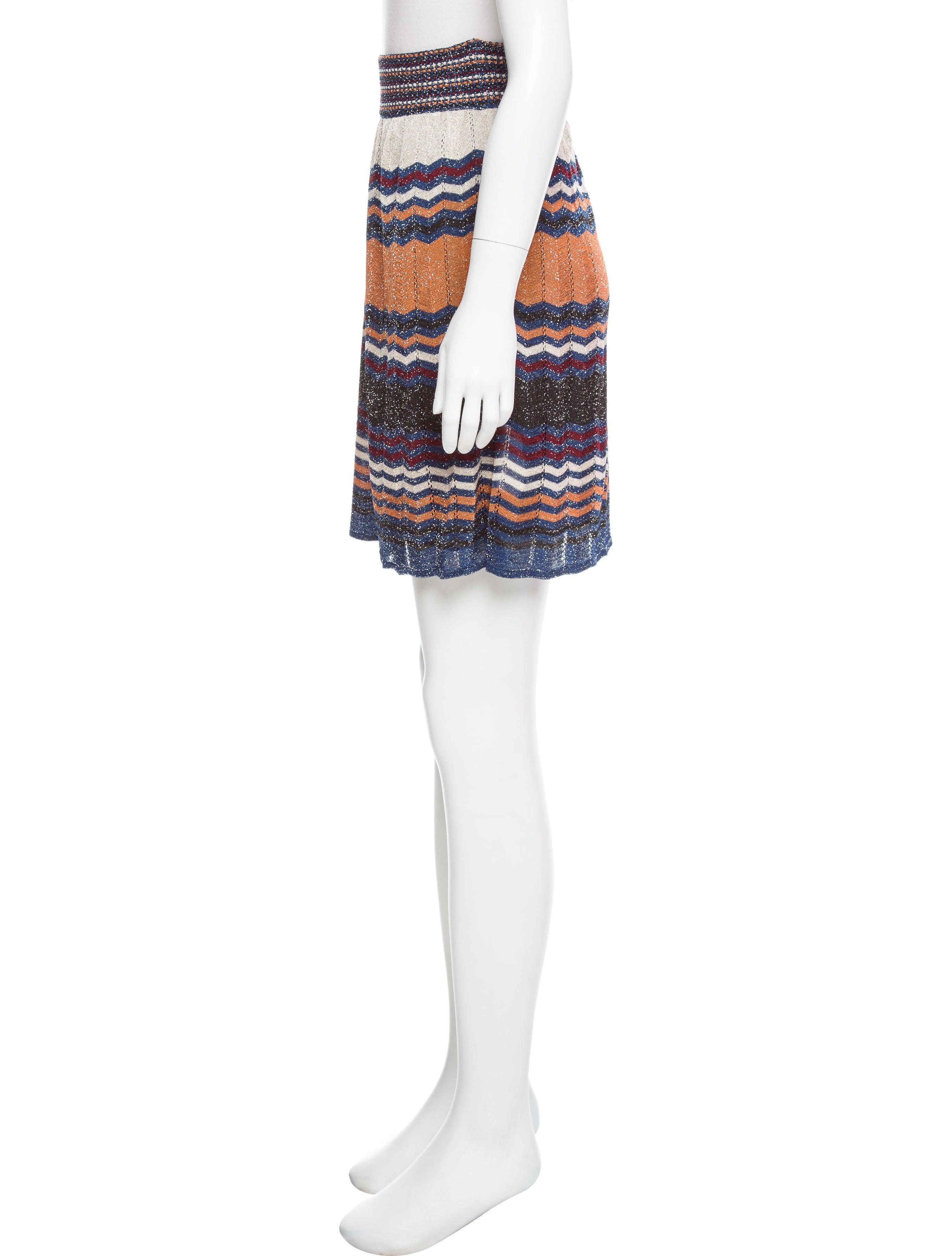 Knit A Line Skirt 37
