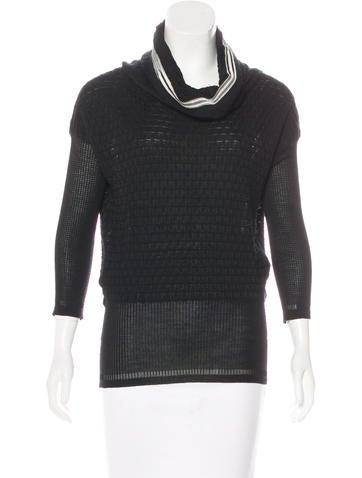 M Missoni Wool-Blend Sweater None